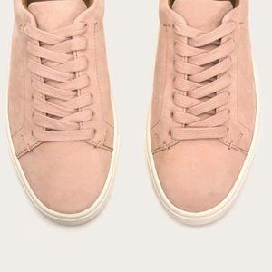Frye Blush Ivy Low Lace Sneakers